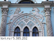 Купить «Москва. Московский печатный двор», фото № 5385202, снято 17 августа 2013 г. (c) Корчагина Полина / Фотобанк Лори