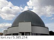 Купить «Московский планетарий», фото № 5385214, снято 18 августа 2013 г. (c) Корчагина Полина / Фотобанк Лори