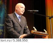 Директор ФСИН России Геннадий Александрович Корниенко (2013 год). Редакционное фото, фотограф Free Wind / Фотобанк Лори