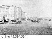 Город Саратов, Театральная площадь с Радищевским музеем, фото № 5394334, снято 23 сентября 2017 г. (c) Инна Грязнова / Фотобанк Лори