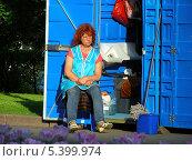 Купить «Платные туалетные кабинки на Пушкинской площади в Москве», эксклюзивное фото № 5399974, снято 20 мая 2010 г. (c) lana1501 / Фотобанк Лори