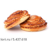 Купить «Две сладких булочки», фото № 5437618, снято 31 октября 2011 г. (c) Natalja Stotika / Фотобанк Лори