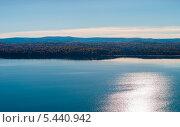 Озеро Берчикуль. Стоковое фото, фотограф Олег Новожилов / Фотобанк Лори