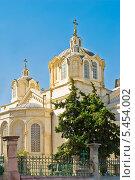 Купить «Израиль. Иерусалим. Свято-Троицкий собор», фото № 5454002, снято 15 октября 2010 г. (c) Зобков Георгий / Фотобанк Лори