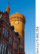 Город Котбус (Cottbus) (2013 год). Стоковое фото, фотограф Евгений Питомец / Фотобанк Лори