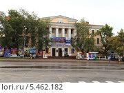 Купить «Филармония. город Улан-Удэ. Бурятия», фото № 5462182, снято 7 сентября 2013 г. (c) Валерий Митяшов / Фотобанк Лори