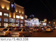 """Москва, торговый центр """"Атриум"""" на Курском вокзале (2013 год). Редакционное фото, фотограф Дмитрий Неумоин / Фотобанк Лори"""