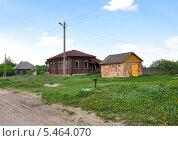 Брошенные деревенские дома (2013 год). Стоковое фото, фотограф Мартынов Антон / Фотобанк Лори
