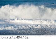 Купить «Волны Атлантики», фото № 5494162, снято 29 декабря 2013 г. (c) Татьяна Кахилл / Фотобанк Лори
