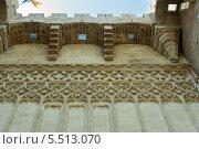 Башни Серранос (Torres de Serrano),Валенсия (2013 год). Стоковое фото, фотограф Евгений Андреев / Фотобанк Лори