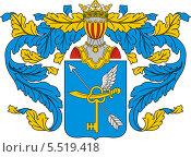 Купить «Герб рода Дурновых», иллюстрация № 5519418 (c) VectorImages / Фотобанк Лори