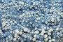 Купить «Синие хризантемы, фон», фото № 5522602, снято 30 августа 2013 г. (c) Viktor Gladkov / Фотобанк Лори