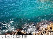 Лазурные воды южного моря. Стоковое фото, фотограф Марина Валентиновна Фор / Фотобанк Лори