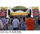 Зрители музыкального рок-фестиваля Rock-Line (2012 год). Редакционное фото, фотограф Ирина Соснина / Фотобанк Лори