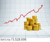 Купить «Успешные инвестиции», иллюстрация № 5528698 (c) Дмитрий Кутлаев / Фотобанк Лори