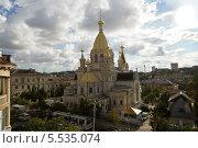 Покровский собор севастополь (2013 год). Редакционное фото, фотограф евгений прысев / Фотобанк Лори