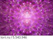 Купить «Абстрактный розовый геометрический узор», фото № 5543946, снято 28 декабря 2012 г. (c) Losevsky Pavel / Фотобанк Лори