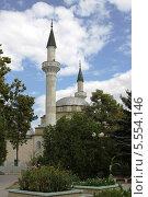 Купить «Евпатория, Крым, мечеть Хан-Джами», фото № 5554146, снято 9 сентября 2012 г. (c) Free Wind / Фотобанк Лори