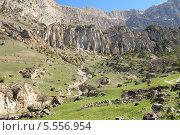 Горы Северной Осетии. Стоковое фото, фотограф Daria / Фотобанк Лори