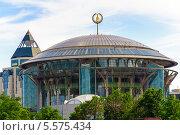 Московский международный дом музыки (2012 год). Редакционное фото, фотограф Володина Ольга / Фотобанк Лори