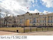 Купить «Здания Сената и Синода. Санкт-Петербург», эксклюзивное фото № 5582038, снято 19 апреля 2013 г. (c) Валентина Качалова / Фотобанк Лори