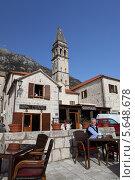 Черногория, Пераст (2011 год). Редакционное фото, фотограф Комиссаров Андрей / Фотобанк Лори