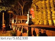 Буддийский храм (2014 год). Стоковое фото, фотограф Семенова Татьяна Ивановна / Фотобанк Лори