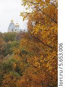 Купить «Новоиерусалимский монастырь», фото № 5653006, снято 6 октября 2008 г. (c) Евгения Шитюк / Фотобанк Лори
