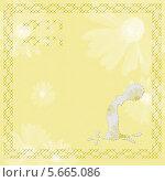 Знак зодиака Водолей (стихия воздух) Стоковая иллюстрация, иллюстратор Юлия Ухина / Фотобанк Лори