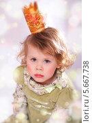 Принцесса. Стоковое фото, фотограф Светлана Шерлыгина / Фотобанк Лори