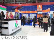 Купить «BASHNEFT на выставке в Уфе», эксклюзивное фото № 5667870, снято 22 мая 2013 г. (c) Анатолий Матвейчук / Фотобанк Лори