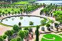Купить «Дворец Версаль, Королевская оранжерея. Париж, Франция», фото № 5707350, снято 21 сентября 2013 г. (c) Vitas / Фотобанк Лори