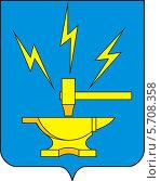 Купить «Герб города Добрянка», иллюстрация № 5708358 (c) VectorImages / Фотобанк Лори