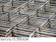 Купить «Металлическая арматура», фото № 5709634, снято 19 февраля 2014 г. (c) Дмитрий Калиновский / Фотобанк Лори