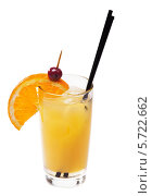 Купить «Харви Волбенгер коктейль», фото № 5722662, снято 9 января 2012 г. (c) Григоренко / Фотобанк Лори
