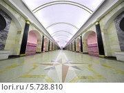 Купить «Станция метро Адмиралтейская, Санкт-Петербург», фото № 5728810, снято 7 апреля 2013 г. (c) Losevsky Pavel / Фотобанк Лори