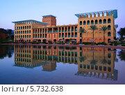 Египет, Таба, Intercontinental Taba Heights Resort  5*.  The Atrium Building (2013 год). Редакционное фото, фотограф Ольга Коцюба / Фотобанк Лори