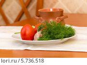 Свежие овощи. Стоковое фото, фотограф Okssi / Фотобанк Лори