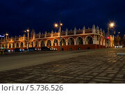 Гостиные ряды, Калуга. Стоковое фото, фотограф Ярослав Грицан / Фотобанк Лори
