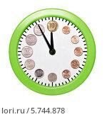 Купить «Время-деньги», фото № 5744878, снято 26 марта 2014 г. (c) Элина Гаревская / Фотобанк Лори