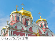 Купить «Православный кафедральный собор, Орёл, Россия», фото № 5757278, снято 30 марта 2014 г. (c) Ласточкин Евгений / Фотобанк Лори