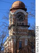 Купить «Часы», фото № 5757634, снято 28 марта 2014 г. (c) Федюнин Александр / Фотобанк Лори