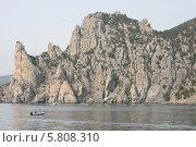 Гора Носорог в Крыму (2010 год). Стоковое фото, фотограф Дмитрий Булатов / Фотобанк Лори