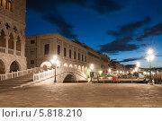Венеция (2013 год). Стоковое фото, фотограф Евгений Нелихов / Фотобанк Лори