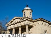 Купить «Евангелическо-лютеранская церковь Святого Николая. Гатчина», эксклюзивное фото № 5834122, снято 20 апреля 2014 г. (c) Александр Щепин / Фотобанк Лори