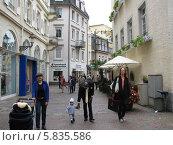 Жизнь европейского города (2012 год). Редакционное фото, фотограф Татьяна Чечина / Фотобанк Лори