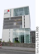 Офис компании PricewaterhouseCoopers в Мюнхене (2013 год). Редакционное фото, фотограф Илюхина Наталья / Фотобанк Лори