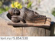 Мирный сон Будды. Стоковое фото, фотограф Наташа Антонова / Фотобанк Лори