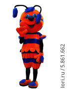 """Ростовая кукла """"Пчела"""" (2014 год). Редакционное фото, фотограф Михаил Хорошкин / Фотобанк Лори"""