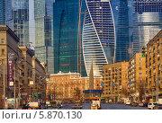 Стекло-бетонное нашествие (2014 год). Редакционное фото, фотограф Алексей Назаров / Фотобанк Лори